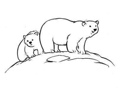 Moral Stories for Students: Why are polar bears white?