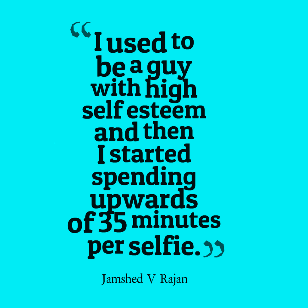 How selfies affect your brain