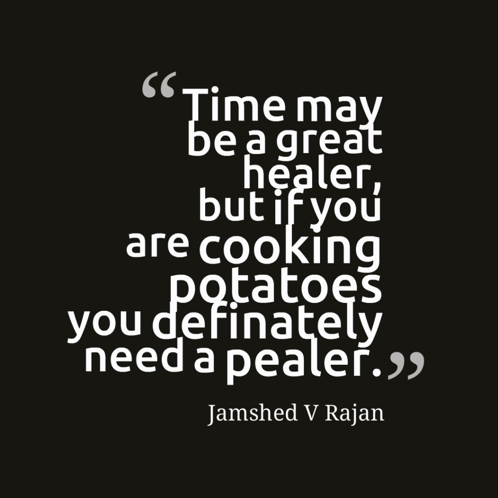 Is time a healer