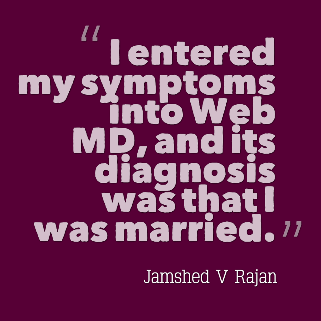 symptoms of marriage