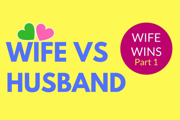 Funny Replies by Wife To Her Husband