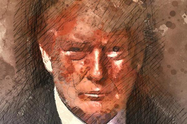 USA President Donald Trumps 100 days as President