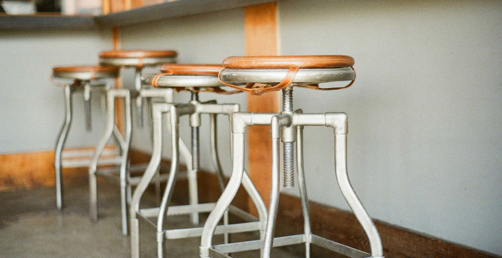 Bar stools are like super models