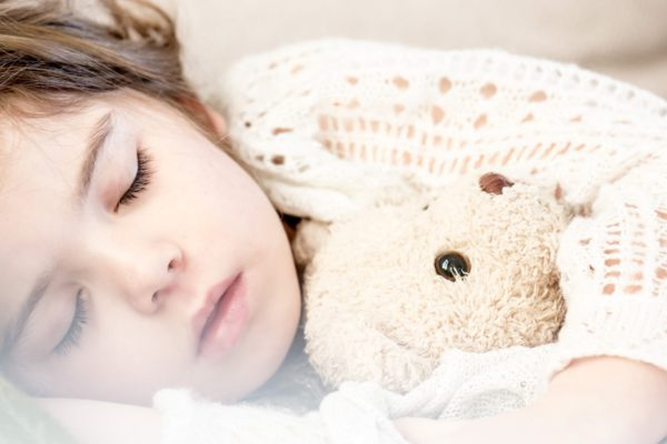 Kids bed wetting during sleep
