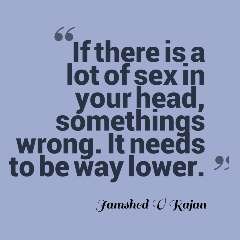 Get lots of sex at the right place