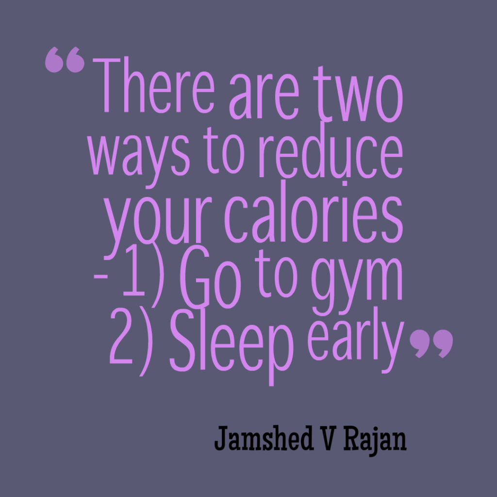 easy ways to reduce calories