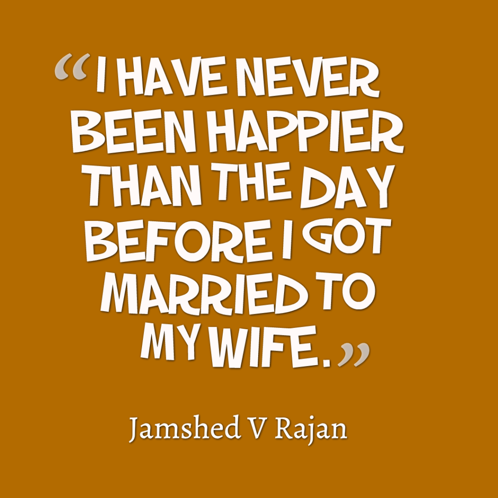 happier before marriage