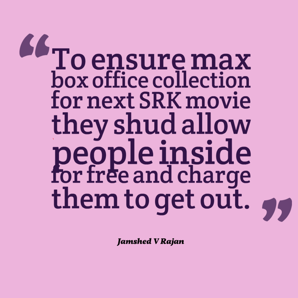 how to make a movie a grand success