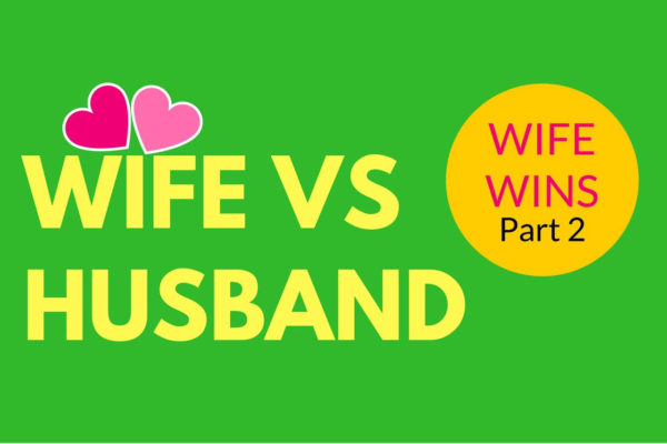 Funny Replies by Wife To Her Husband - Part 2
