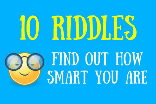 Most difficult riddles to blow your mind